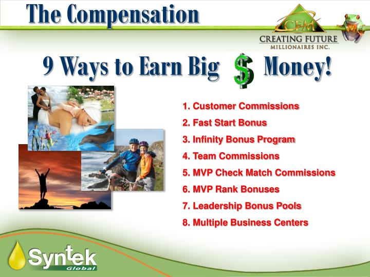 The Compensation