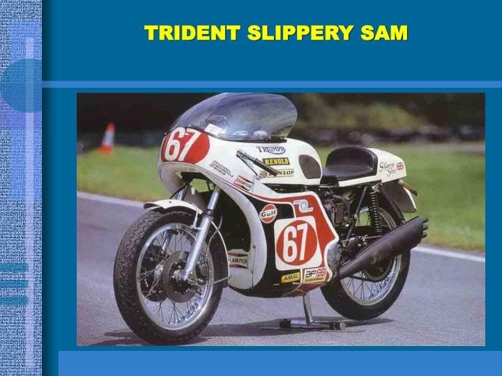 TRIDENT SLIPPERY SAM