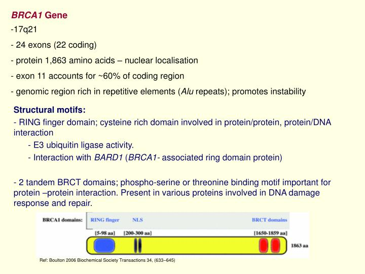 Ref: Boulton 2006 Biochemical Society Transactions 34, (633–645)