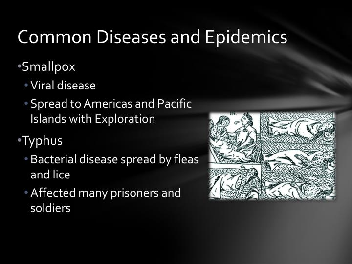 Common Diseases and Epidemics
