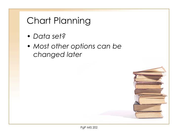 Chart Planning
