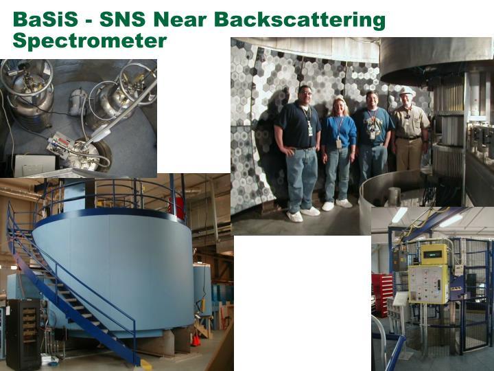 BaSiS - SNS Near Backscattering