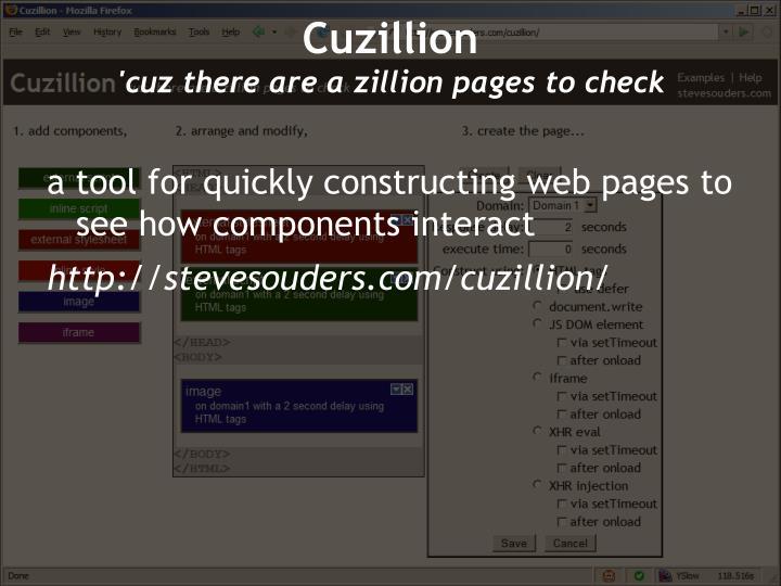 Cuzillion