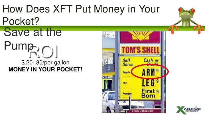 How Does XFT Put Money in Your Pocket?
