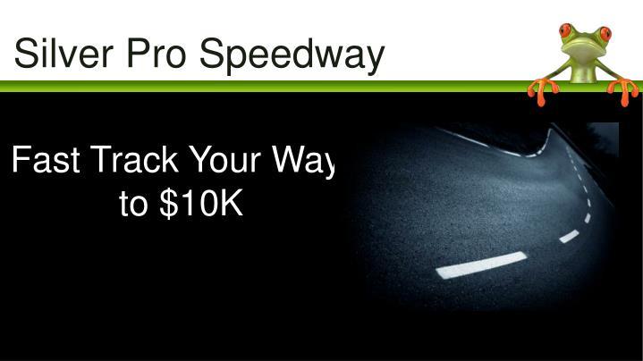 Silver Pro Speedway