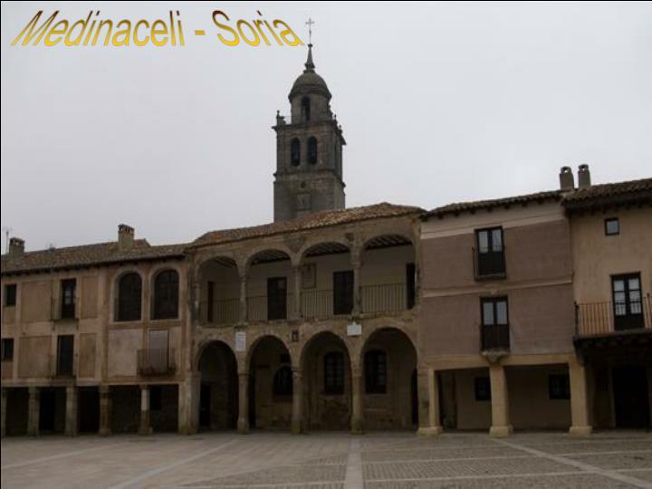 Medinaceli - Soria