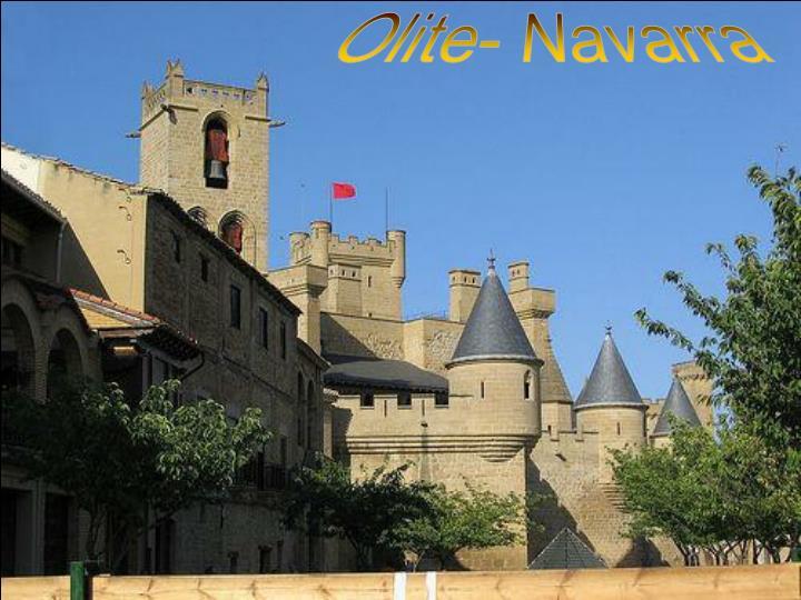 Olite- Navarra