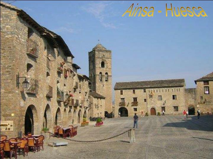 Ainsa - Huesca