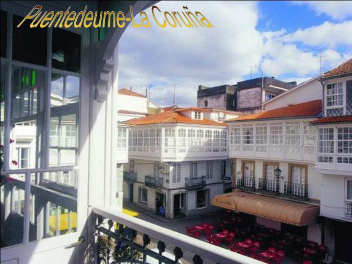 Puentedeume-La Coruña