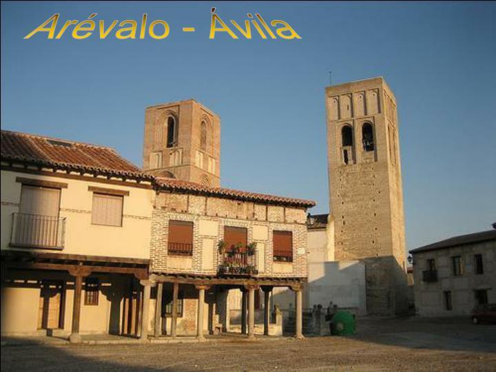 Arévalo - Ávila