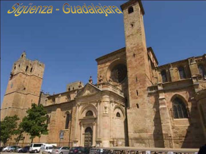 Sigüenza - Guadalajara