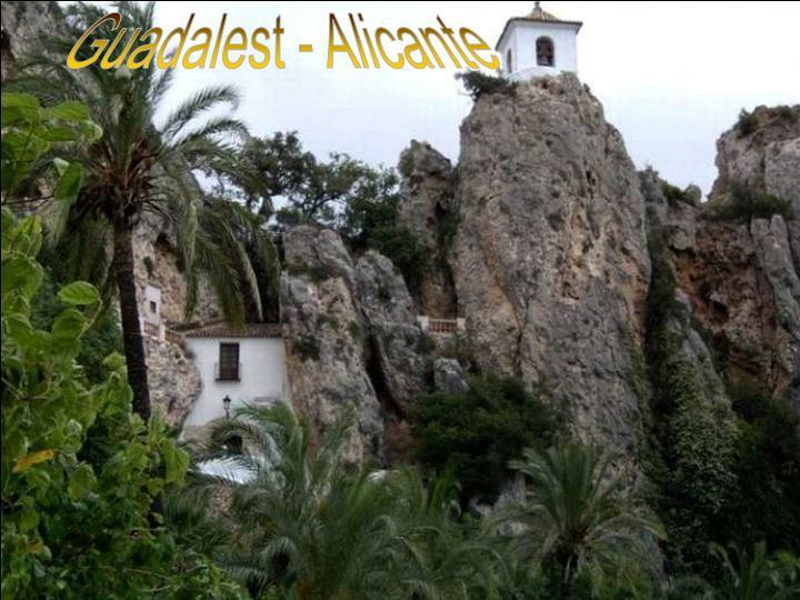 Guadalest - Alicante