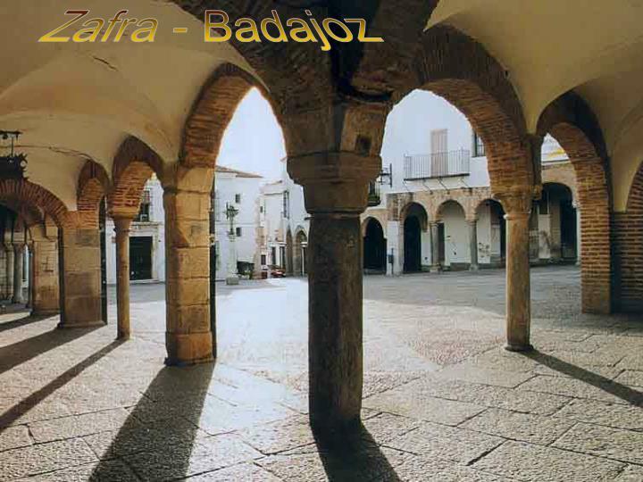 Zafra - Badajoz