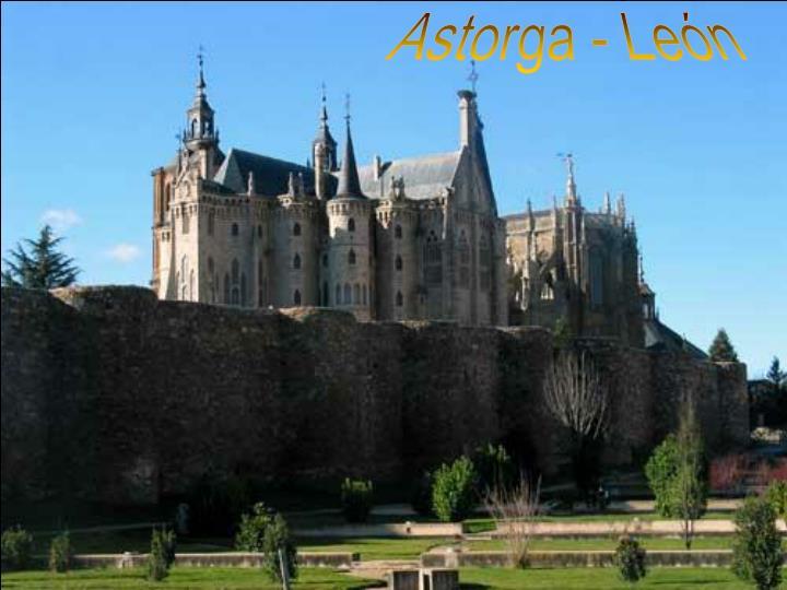 Astorga - León