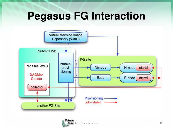 Pegasus FG Interaction