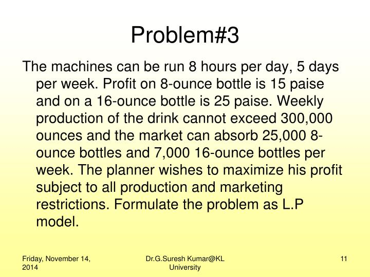 Problem#3