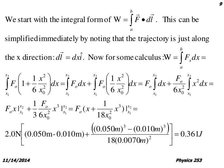Physics 253
