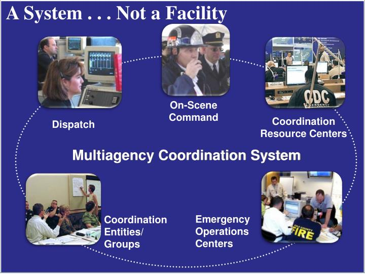 A System . . . Not a Facility