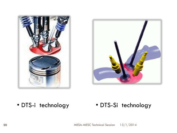 DTS-i  technology