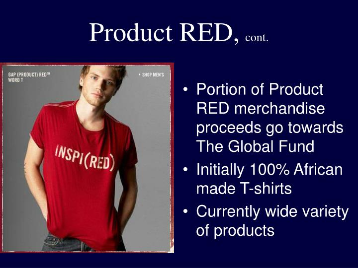 Product RED,