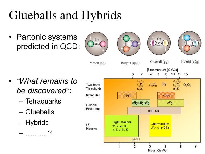 Glueballs and Hybrids