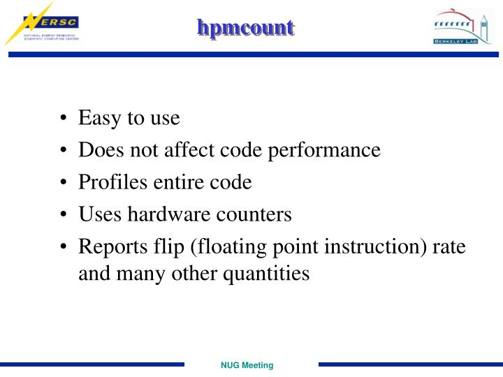 hpmcount