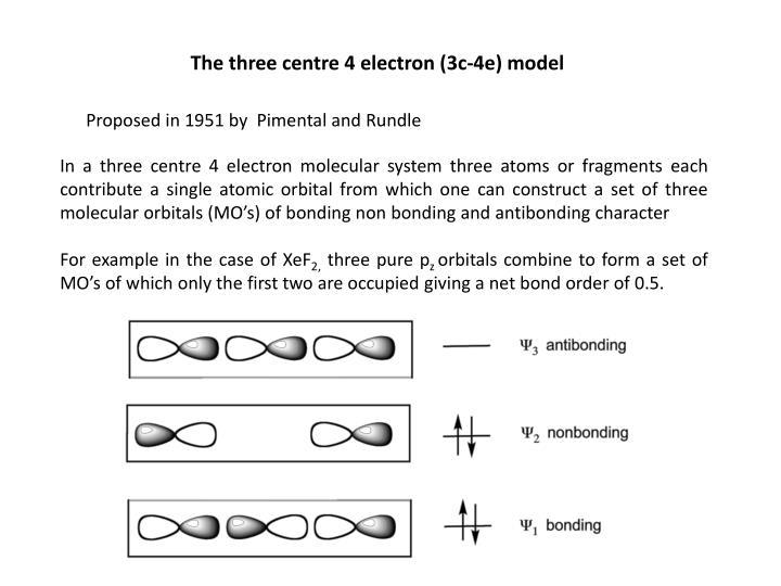 PPT - Hypervalency PowerPoint Presentation - ID:6606732Xef2 Hybridization Of Central Atom