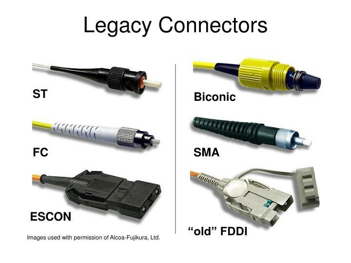 Legacy Connectors