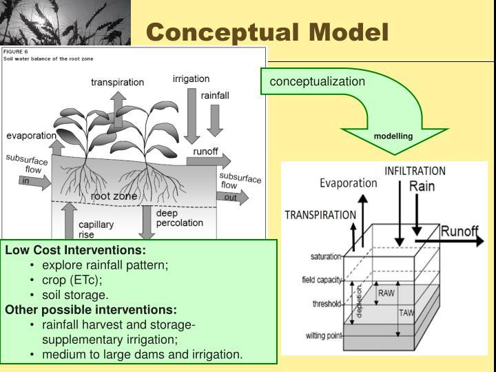 conceptualization