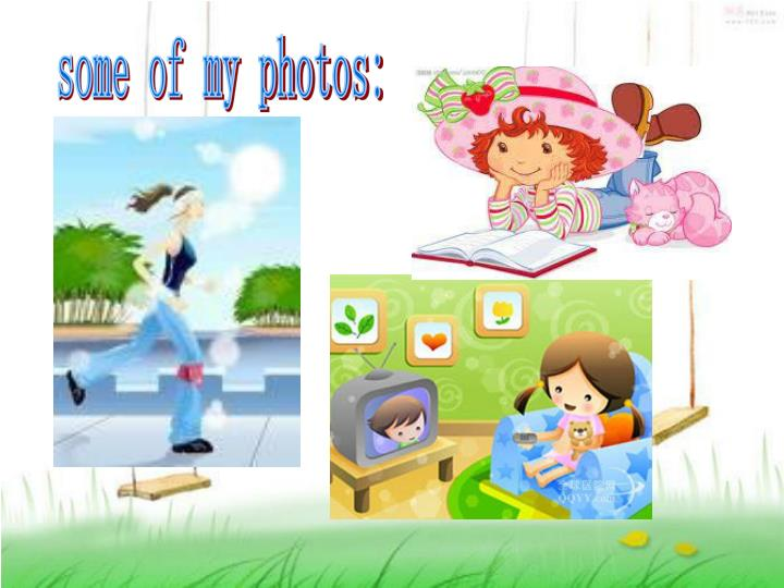 some of my photos: