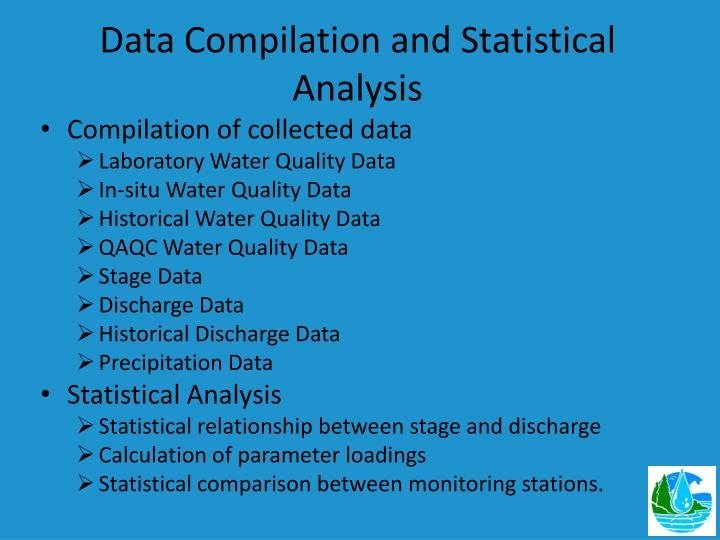 Data Compilation and Statistical Analysis