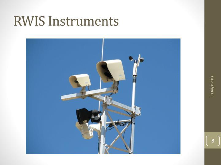 RWIS Instruments