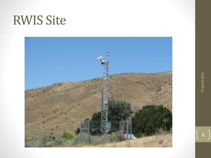 RWIS Site