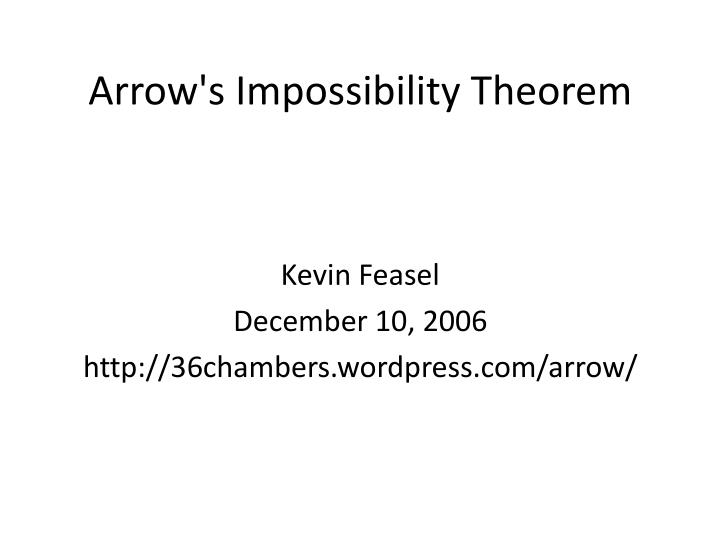 Kevin Feasel