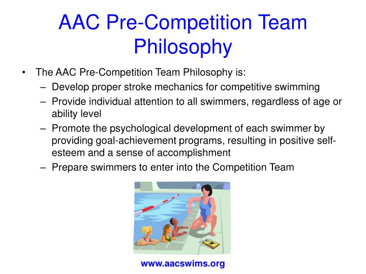 AAC Pre-Competition Team Philosophy
