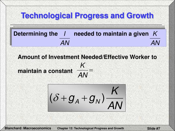 Determining the          needed to maintain a given
