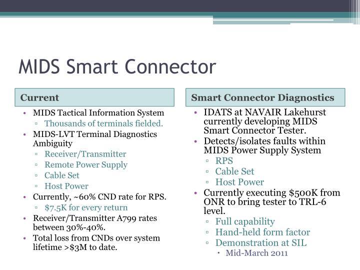 MIDS Smart Connector