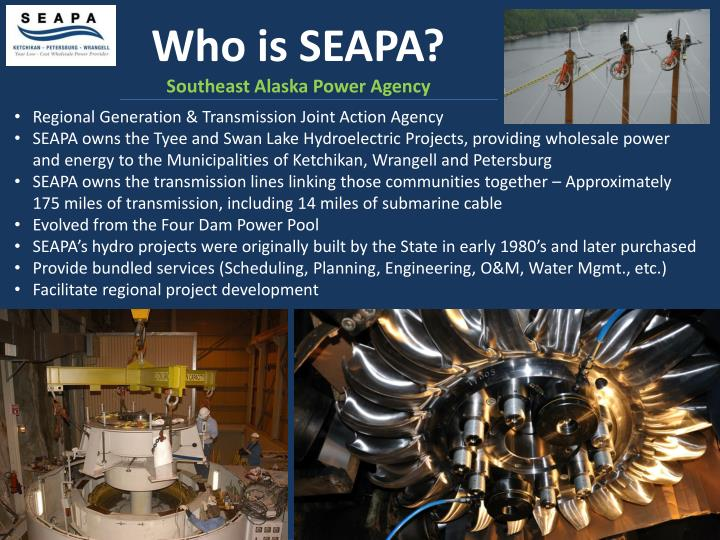 Who is SEAPA?