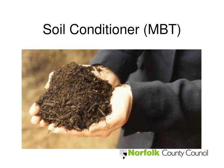Soil Conditioner (MBT)