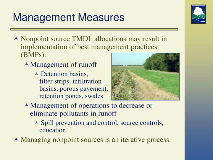 Management Measures