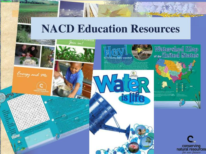 NACD Education Resources