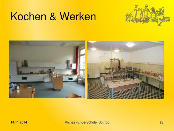 Kochen & Werken