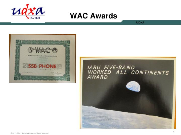WAC Awards