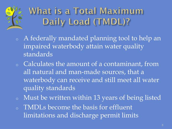 What is a Total Maximum