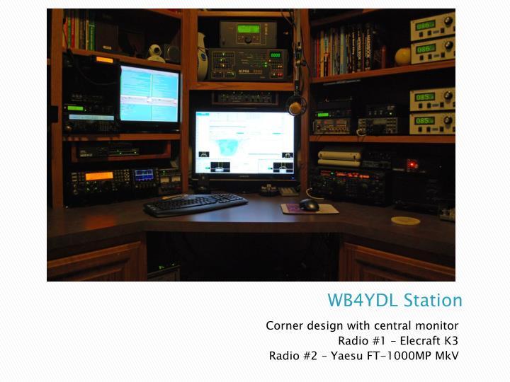 WB4YDL Station