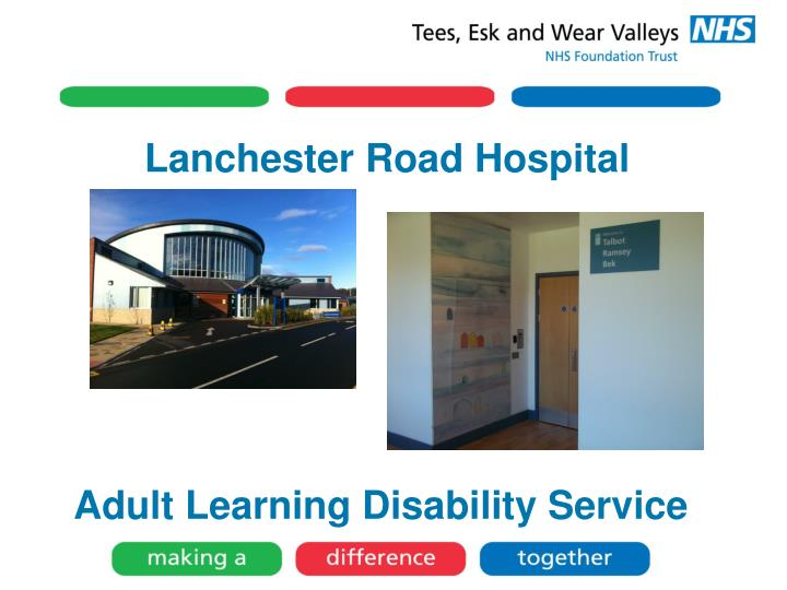 Lanchester Road Hospital