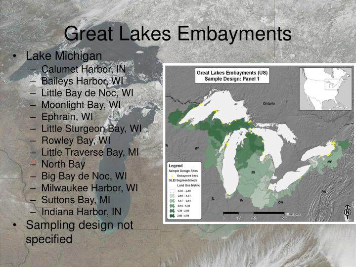 Great Lakes Embayments