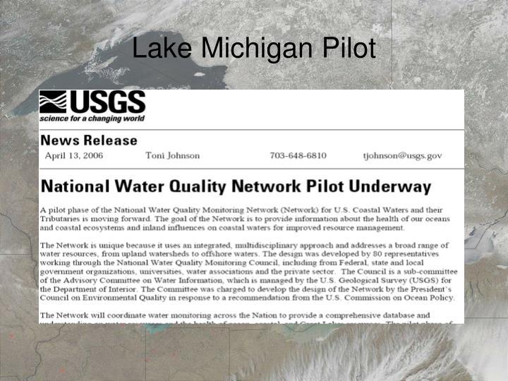 Lake Michigan Pilot