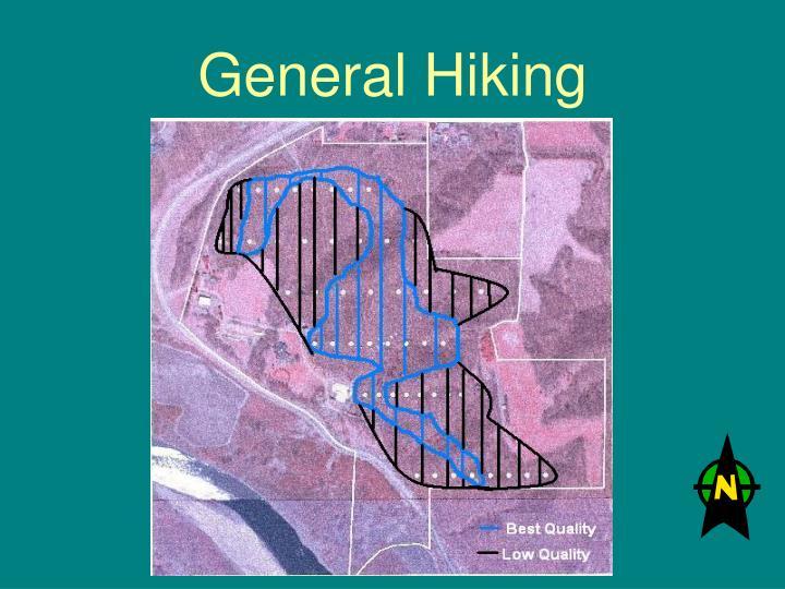 General Hiking