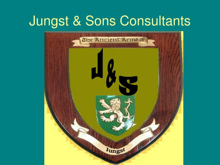 Jungst sons consultants